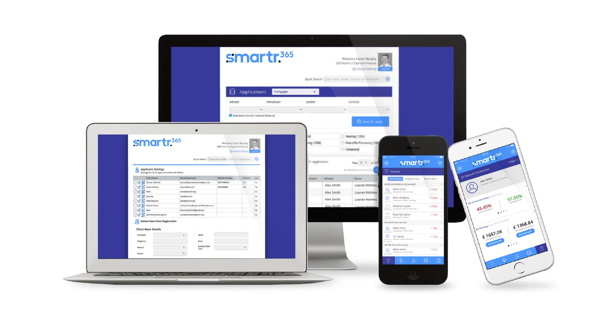 capricorn financial mortgages smart application